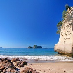 Hoho Rock - Cathedral Cove