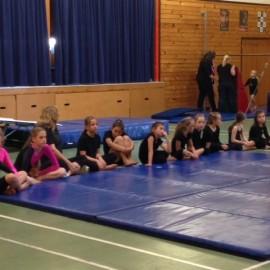 Demonstration Mercury Bay Gymnastics