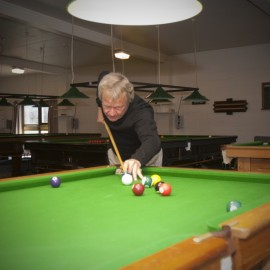 8 Ball and Snooker Tables at the Mercury Bay Club