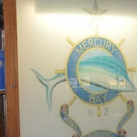 Mercury Bay Game Fishing Club in Whitianga