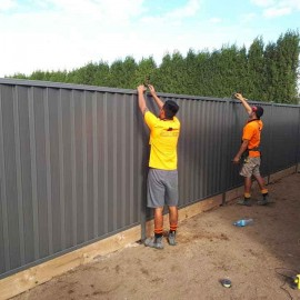 High Country Landscapes fencing