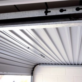 Carswell Construction - Garador Flex-A-Door Garage Doors