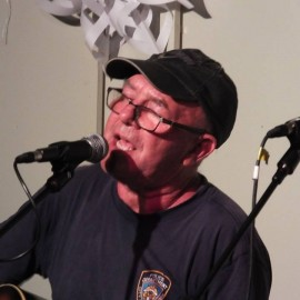 performers Whitianga music club open mic session