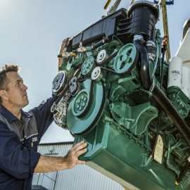 Volvo Penta Repowers