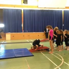 End of year show Mercury Bay Gymnastics