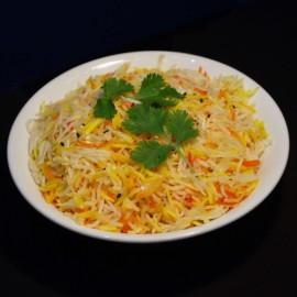 Rice in bowl