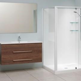 Clearlite shower