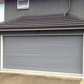 Aluminium Slat Garage Door by Doors 2000 Coromandel