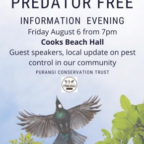 Predator Free Information Evening