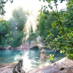 The Lost Spring Thermal Hot Pools