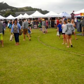 Hahei Market Day