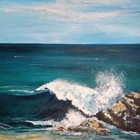 Leanne Adams Ocean Skies