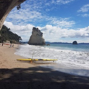 The Cathedral Cove Challenge