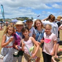 Cooks Beach Gala having fun this summer