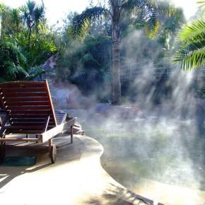 The Lost Spring Geo-Thermal Pools