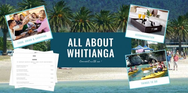 Tools to help plan your accommodation and activities in and around Whitianga