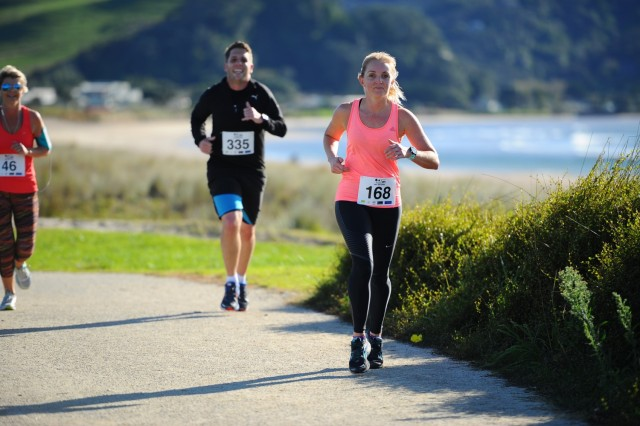 The Whitianga Half Marathon adds a full marathon with a twist!