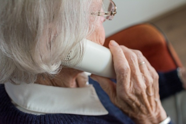 Caring from a distance  – supporting a person who has dementia