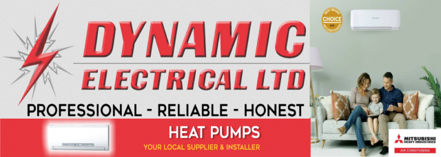 Dynamic Electrical Whitianga - Heat Pump Specialist