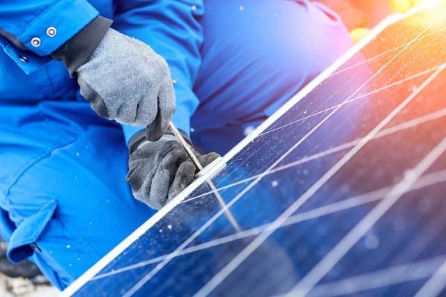 Good Energy - Electrical Services for SOLAR HOMES