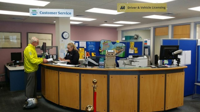 Thames Coromandel District Council Mercury Bay Service Centre in Whitianga