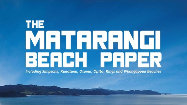 The Matarangi Beach Paper