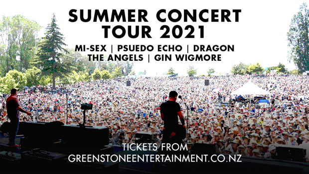WIN tickets to the Whitianga Summer Concert January 2021