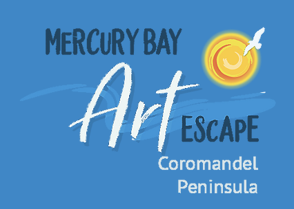 Mercury Bay Art Escape - Second Weekend