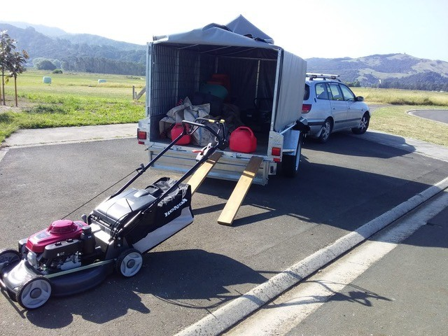 Down to Earth - Whitianga Lawn Mowing Services