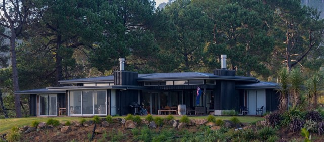 Resolution Rise by Studio 77 Architectural and Design services in Whitianga and the Coromandel Peninsula