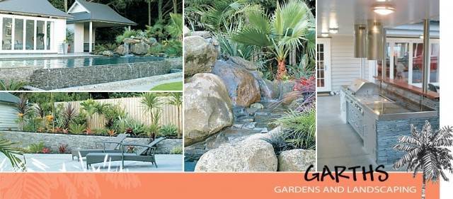 Garth's Garden and Landscaping