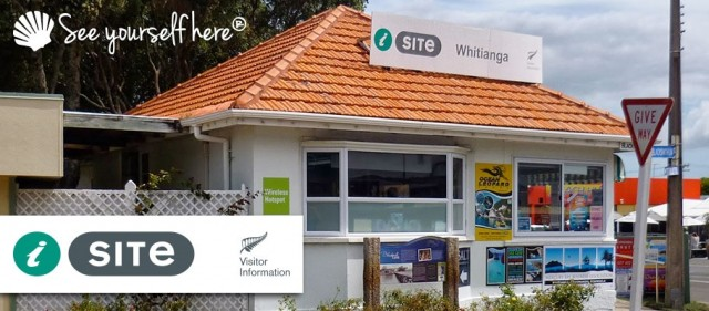 Whitianga iSITE Visitor Information Centre