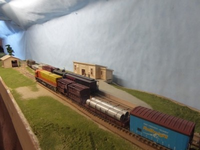 Annual Model Train Show Event