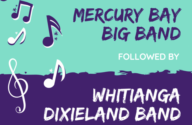 Mercury Bay Big Band Concert
