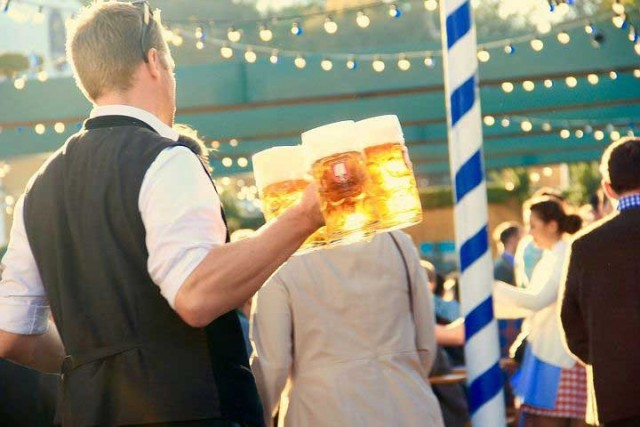 Oktoberfest at Grace O'Malley's Irish Inn