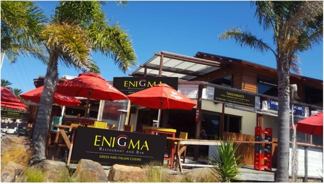 Enigma - Restaurant and Bar
