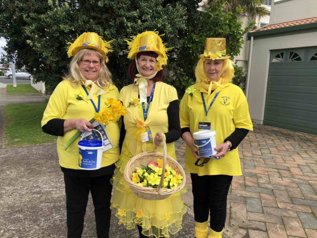 Daffodil Day Fundraising A Huge Success