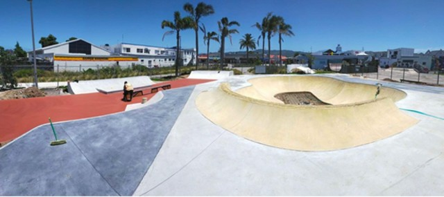 Coro Scooter Jam event to celebrate opening of new Whitianga Skate Park