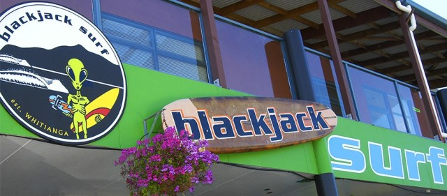 Blackjack Surf Shop