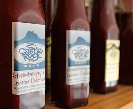 Castle Rock Chutneys and Dressings