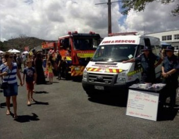Mercury Bay Emergency Services Summer Festival