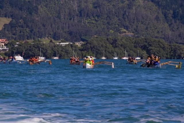 Whitianga Waka Ama – Hauraki Summer Series Race 4