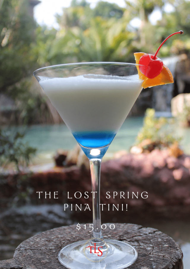 Pina Tini Cocktail