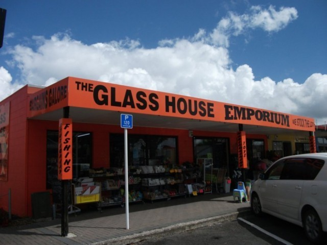 The Glass House Emporium Whitianga
