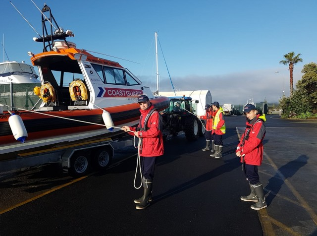 Whitianga Coastguard Open Day