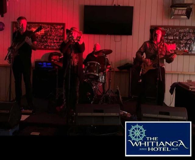 Live music at Whitianga Hotel