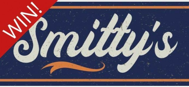 WIN a Voucher to Smitty's Sports Bar & Grill