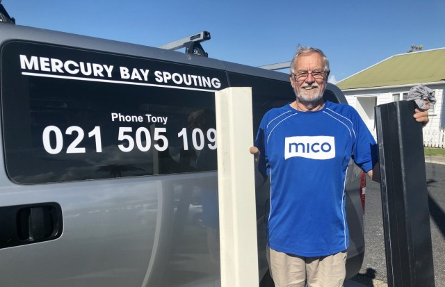 Mercury Bay Spouting – keeping it local and reliable