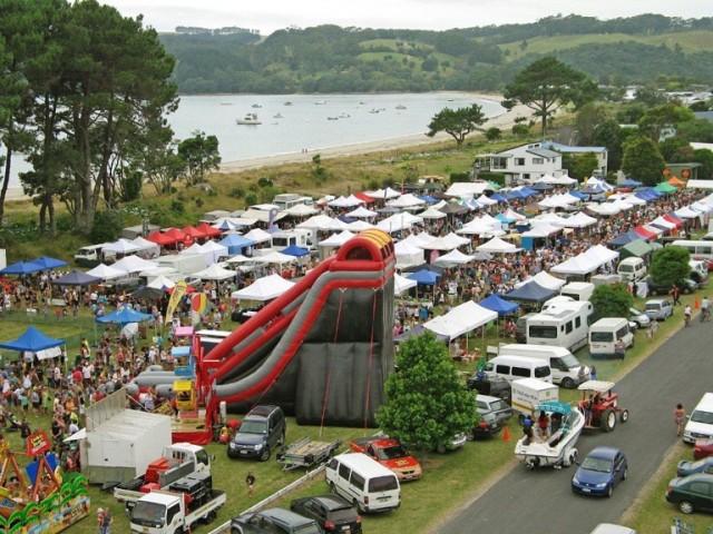 Cooks Beach Summer Gala