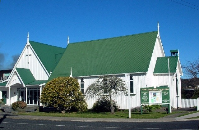 St Andrews by the Sea Presbyterian and Methodist Church Whitianga